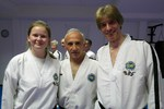 Nick & Emily with Master Alexandris
